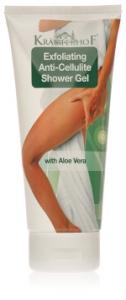 Krauterhof Anti Cellulite Peeling 200 ML (Selulit Karsiti Dus Peelingi)